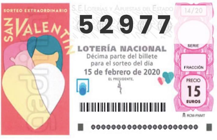 La Bruja de Oro - Lotería Sorteo San Valentín