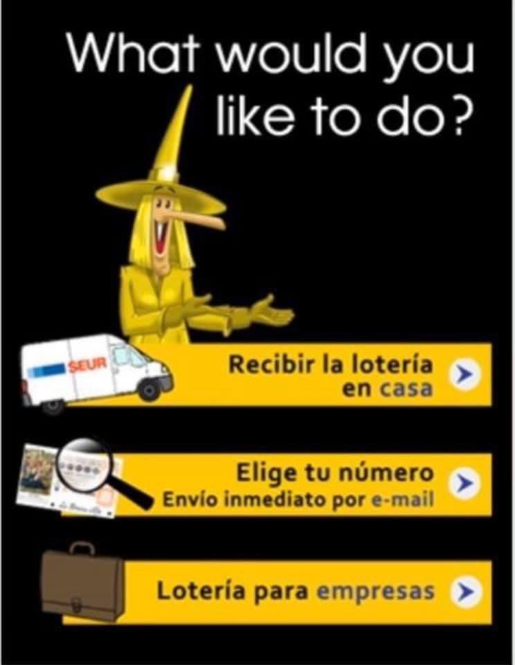 Comprar Lotería Online