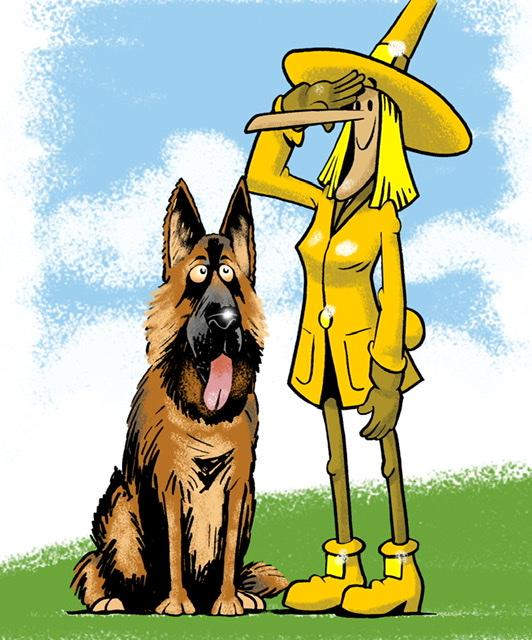 Concurs de mascotes de La Bruixa d'Or